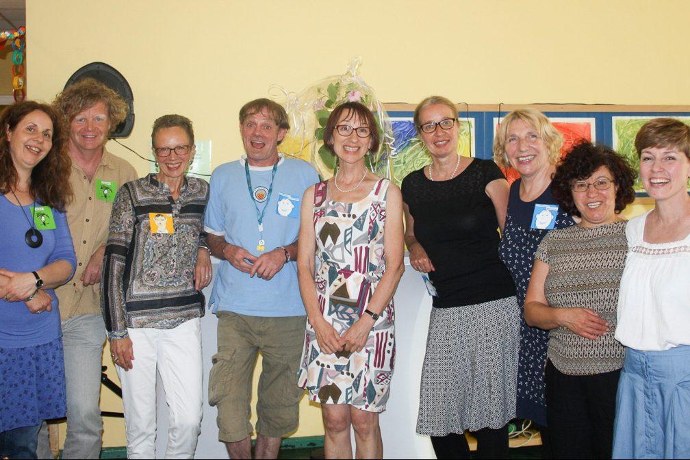 Glückwunsch: Zehn Jahre Familienzentrum Mehringdamm